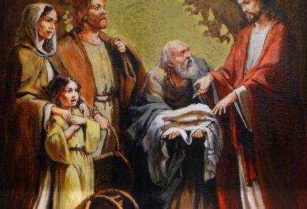 Wziął chleby i odmówiwszy dziękczynienie, rozdał siedzącym [słowo na niedzielę]