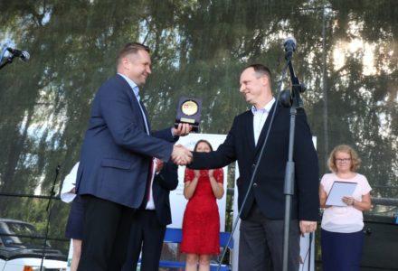 Tadeusz Barszcz, społecznik, działacz kultury i regionalista –  Laureatem Nagrody za Zasługi dla Ziemi Garbowskiej w 2018 r.