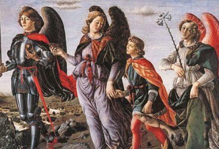 Święci Archaniołowie