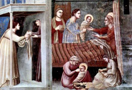 Narodziny Najświętszej Maryi Panny