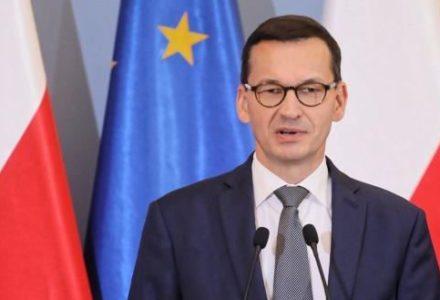 Premier Morawiecki: dopóki będzie rządził PiS Polska nie będzie wypłacać odszkodowań wojennych