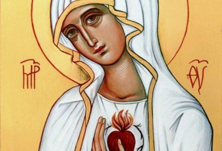 Litania do Niepokalanego Serca Maryi. Rozpocznijmy 9 dniową nowennę w intencji zwycięstwa Niepokalanego Serca Maryi w naszej gminie i parafii