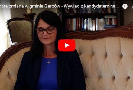 """""""Stoimy przed historyczną szansą na dobrą zmianę."""" Wywiad z kandydatem na wójta gminy Garbów Tadeuszem Barszczem [wideo całość]"""