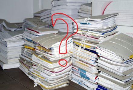 17.10.2018 – Czy z budynku Urzędu Gminy Garbów są wywożone dokumenty? Następnego dnia okazało się, że wywożone dokumenty związane są prawdopodobnie z wyborami