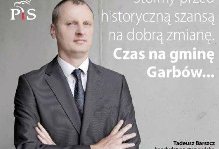 Tadeusz Barszcz odpowiada na pytania czytelników. Zapraszamy do udziału w wywiadzie!