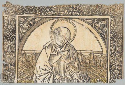 Święty Leonard z Limoges, pustelnik