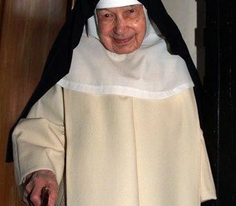 Kraków: Zmarła najstarsza zakonnica na świecie