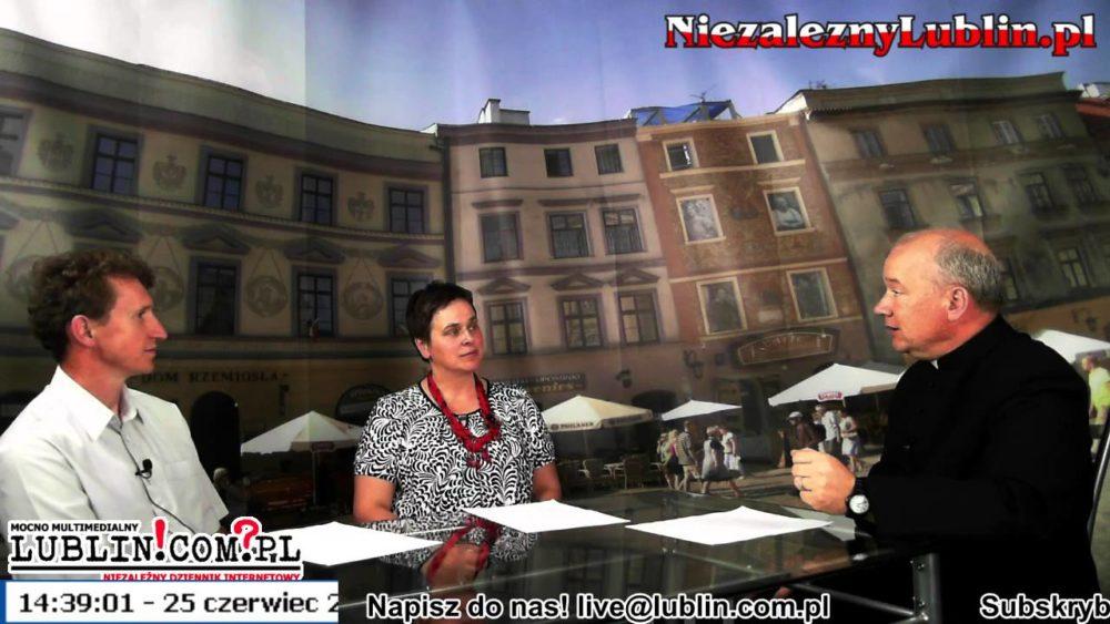 NiezaleznyLublin.pl: W mocy Krzyża – Les Foyers de Charité – owoce życia Marty Robin
