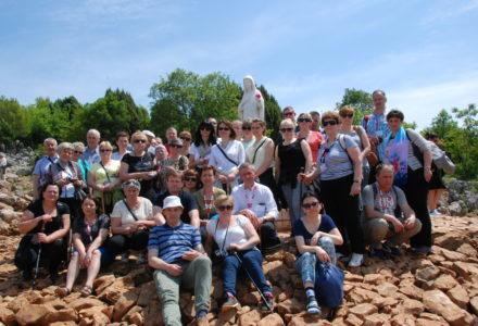 Nasze wspomnienie z Medjugorje. Maj 2016