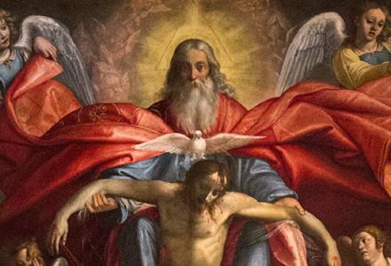 """""""Nasza wiara w Ciebie, jedyny Boże w trzech Osobach, niech będzie zadatkiem naszego zbawienia"""" [słowo na niedzielę]"""