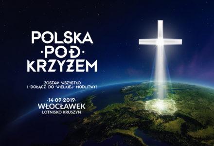 Wyjazd z Garbowa na wydarzenie modlitewne POLSKA POD KRZYŻEM – Włocławek, 14 września 2019 r.