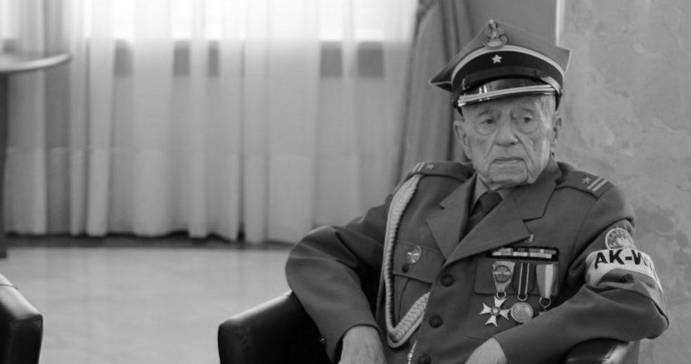 """Marian Chmielewski ps. """"Pomidor"""", żołnierz mjr. H. Dekutowskiego """"Zapory"""""""