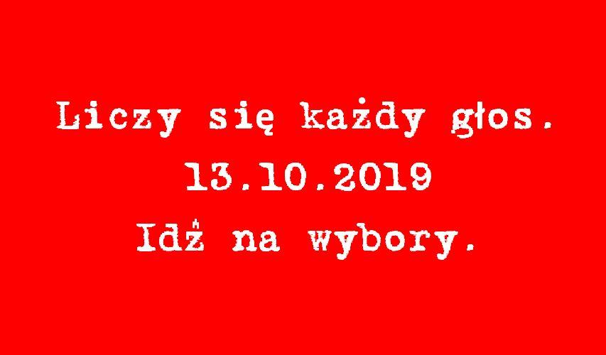 Prosta refleksja przedwyborcza. Idźmy na wybory i brońmy Polski przed powrotem PO, PSL i SLD do władzy. To byłaby tragedia!