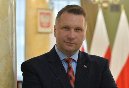 Profesor Przemysław Czarnek –  wojewoda wielkiego charakteru.