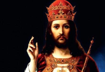 Uroczystość Chrystusa Króla Wszechświata [słowo na niedzielę]