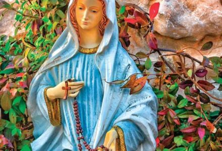 Nie bój się wziąć do siebie Maryi [słowo na niedzielę]