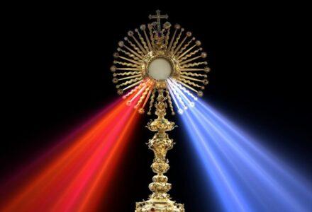 """""""Grzeszność twoja znika w Moim świetle i dusza twoja jaśnieje Moim blaskiem"""" [słowo na niedzielę]"""