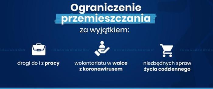 Nowe zasady bezpieczeństwa w związku z koronawirusem.