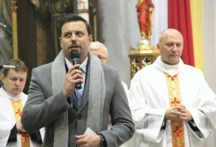 Świadectwo prezydenta Siemianowic Śląskich – poświęcenie miasta Niepokalanemu Sercu Maryi
