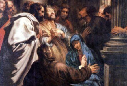 O co Jezus prosi Ojca? [słowo na niedzielę]