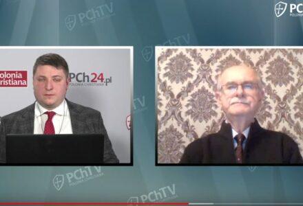 Roman Kluska: idzie nowy komunizm  – [polecamy rozmowę Pch24.pl]]